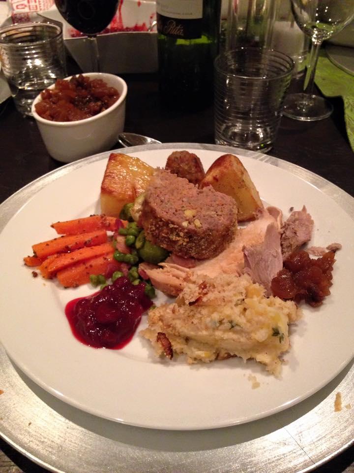 Le repas de no l canadien french with benefits - Repas de noel americain ...