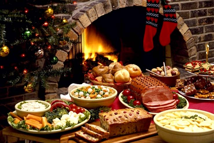 Menu Traditionnel De Noel.Repas De Noel Traditionnel
